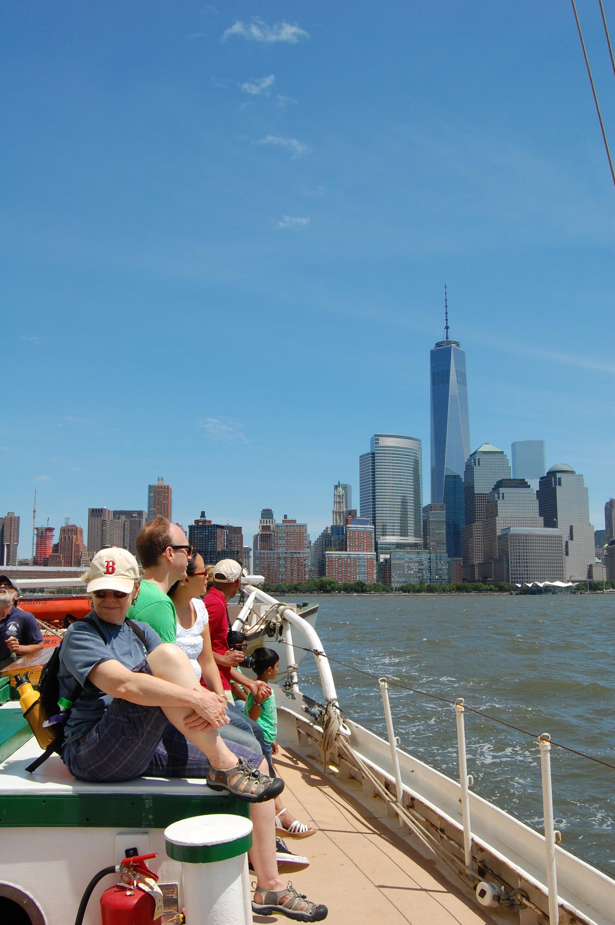Aboard Fireboat John J Harvey, 2014, Photo by Paul Demonte