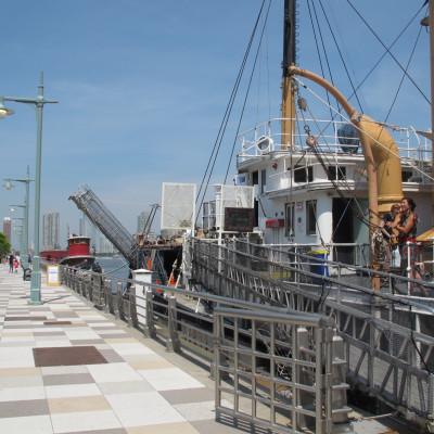 Pier 25, 2014